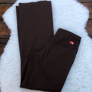 The North Face Brown Sweat Pants XS